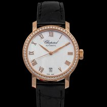 Chopard Automatic Mother of pearl 33.50mm new Classic