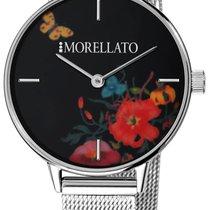 Morellato Acier 30mm Quartz R0153141524 nouveau