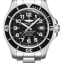 Breitling Superocean II 42 Steel 42mm Black United Kingdom, London