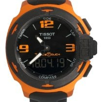 Tissot T-Race Touch Acero 42mm