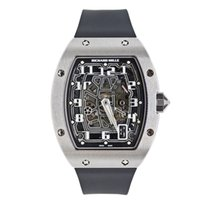 Richard Mille RM67-01 Titanium 2017 38.7mm pre-owned