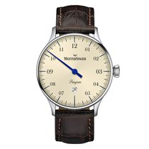 Meistersinger Steel 40mm Automatic PMD903 new