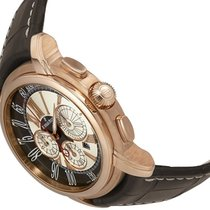 Audemars Piguet Millenary Chronograph Rose gold 47mm Black Roman numerals United States of America, Florida, Sunny Isles Beach