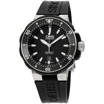 Oris ProDiver Date Titanium 49mm Black United States of America, New York, Brooklyn