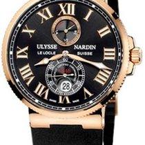 Ulysse Nardin Marine Chronometer 43mm 266-67-3/42 подержанные