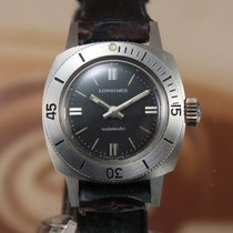 Longines Unworn Steel Automatic
