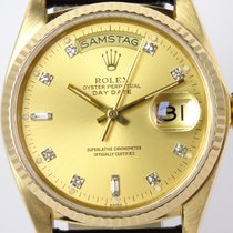 Rolex Day-Date 36 18038 Good Yellow gold 36mm Automatic