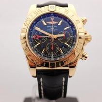 Breitling Chronomat 44 GMT HB0421 pre-owned