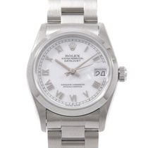 Rolex Lady-Datejust 30mm Blanc