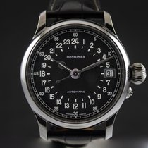 Longines Twenty-Four Hours L2.751.4.53.4 2013 pre-owned