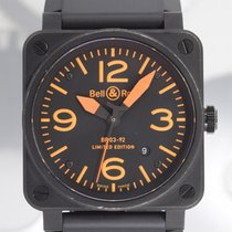 Bell & Ross BR 03 BR03-92-S Very good Steel 42mm Automatic