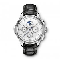 IWC Portuguese Grande Complication Platinum 45mm Silver