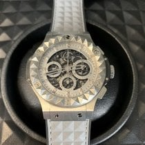 Hublot Big Bang Aero Bang Ατσάλι 44mm Γκρι