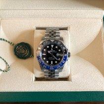 Rolex 126710BLNR Zeljezo 2019 GMT-Master II 40mm nov