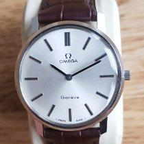 Omega Genève Acier 35mm Argent France, lille