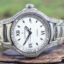 Carl F. Bucherer Pathos Steel 34mm White