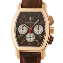 Vacheron Constantin Royal Eagle Rose gold 36mm Brown Arabic numerals United States of America, California, Newport Beach