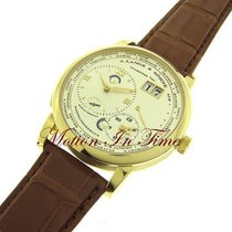 A. Lange & Söhne Yellow gold 41.9mm Manual winding 116.021 pre-owned United States of America, New York, New York