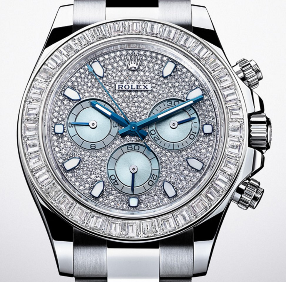 Koupě hodinek Rolex Platina  fcbb85a5ef