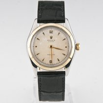 Rolex Gold/Steel Manual winding 5059 pre-owned