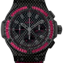 Hublot Big Bang 44 mm Carbon 44mm Black United States of America, New York, Airmont