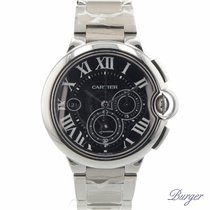 Cartier Ballon Bleu Chrono NEW
