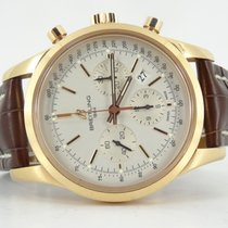 Breitling Transocean chronograph (full set and deployment buckle)