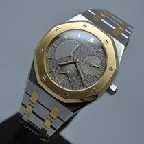Audemars Piguet Royal Oak Dual Time Gold/Steel Power Reserve ...