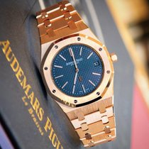 Audemars Piguet 15202OR.OO.1240OR.01 Roségoud Royal Oak Jumbo 39mm nieuw