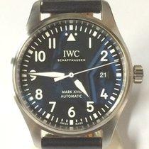 IWC Pilot Mark Steel
