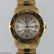 TAG Heuer 2000 Chronometer Automatik 750 Gelbgold 227gr...