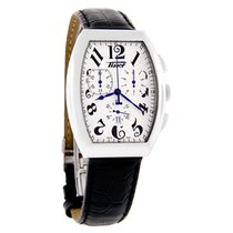 Tissot Porto Men Chronograph Stainless Steel Quartz Watch...