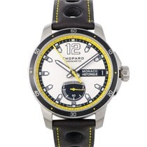 Chopard G.P.M.H. Power Control Titanium and Stainless Steel...