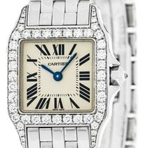 Cartier Santos Demoiselle 28mm Silver United States of America, California, Los Angeles