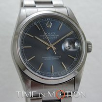 勞力士 (Rolex) Oyster Perpetual Datejust 16200 Cadran Bleu Certif...