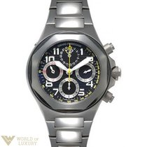 Girard Perregaux Laureato Evo 3 Chronograph Titanium Men's Watch