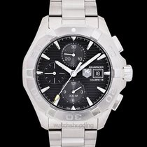 TAG Heuer Automatic Black 43mm new Aquaracer 300M