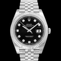 Rolex Datejust Black United States of America, California, San Mateo
