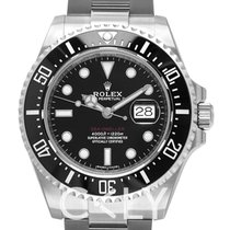 劳力士  Sea-Dweller Black/Steel Ø43mm - 126600