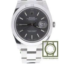 Rolex Datejust nuevo 2019 Automático Reloj con estuche y documentos originales 126300