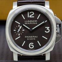 Panerai PAM00564 Luminor Marina 8 Day Manual/ Titanium (29409)