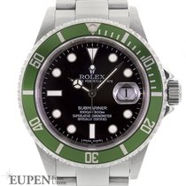 Rolex Oyster Perpetual Submariner Date Ref. 16610LV LC100