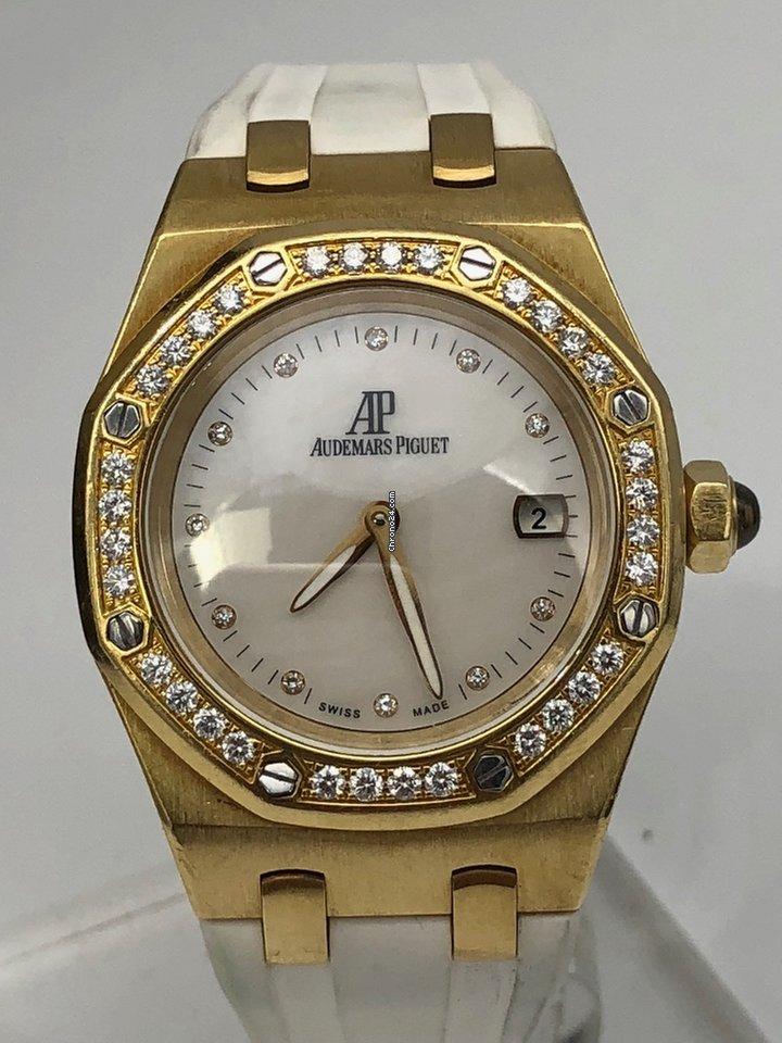 design de qualité 75e9a 2548d Audemars Piguet Royal Oak Lady gold diamonds 6701BA.ZZ.D012CR03