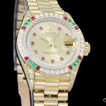 Rolex Lady-Datejust 69038 1991 pre-owned