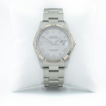 Rolex Datejust Turn-O-Graph Steel 36mm No numerals