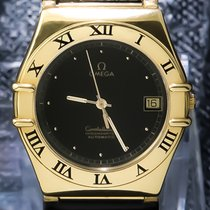 Omega Constellation 18K Yellow Gold 37mm Display Back Top Piece