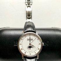 Blancpain 40mm Remontage automatique 2014 occasion Villeret Quantième Complet Blanc