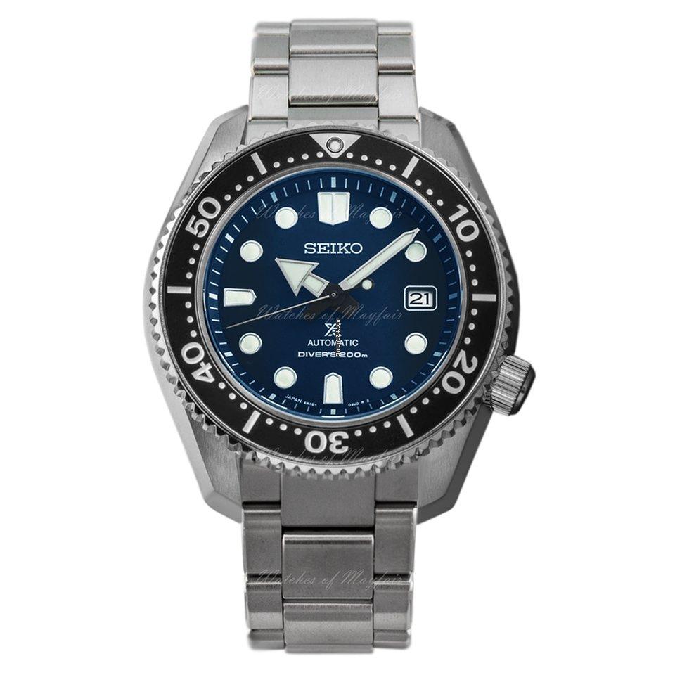 Seiko Prospex Great Blue Hole Special Edition SPB083J1  88270d57c3
