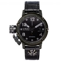 U-Boat Chimera Steel 43mm Black Arabic numerals