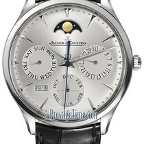 Jaeger-LeCoultre Master Ultra Thin Perpetual Steel 39mm Silver United States of America, New York, Airmont